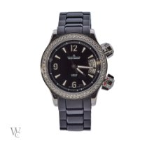 Jaeger-LeCoultre Master Compressor Lady Automatic Steel 36mm Black