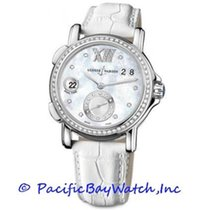 Ulysse Nardin Dual Time Steel 37mm Mother of pearl United States of America, California, Newport Beach