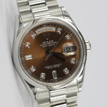Rolex Day-Date 36 118206 2008 pre-owned