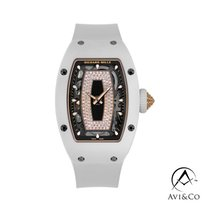 Richard Mille RM 07 RM07-01 Unworn Rose gold 45mm Automatic