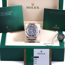 Rolex Sea-Dweller Deepsea Steel 44mm Black No numerals United States of America, California, Beverly Hills