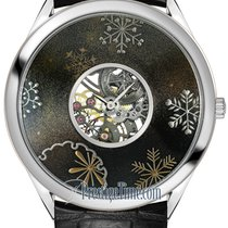Vacheron Constantin Métiers d'Art White gold 40mm Black United States of America, New York, Airmont