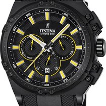 Festina Chrono Bike F16971/3 Herrenchronograph Massives Gehäuse