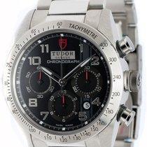Tudor 42000-95730 BLK ARAB Fastrider Chronograph Black Dial...