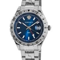 Versace Hellenyium GMT Men's Watch V11010015