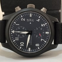 IWC Pilot Top Gun Chrono Ceramic 46mm 2015 Completo