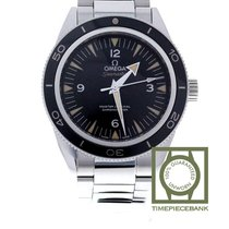 Omega Seamaster 300 new 2019 Automatic Watch with original box and original papers 233.30.41.21.01.001