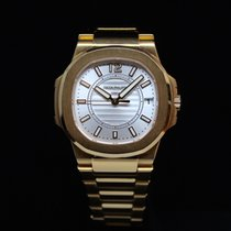 Patek Philippe Nautilus 7011 Rose Gold Full Set 2010