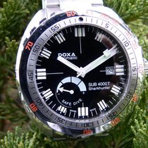 Doxa Steel 48mm Automatic Sub Diver Power-Reserve new
