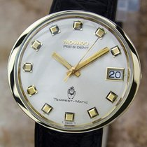 Movado President Tempest Matic Swiss Made Mens 1960s Automatic...