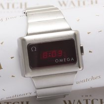 Omega Constellation Time Computer l