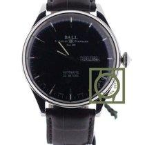 Ball Stal 39.5mm Automatyczny NM2080D-LFJ-BK nowość