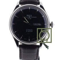 Ball Acero 39.5mm Automático NM2080D-LFJ-BK nuevo