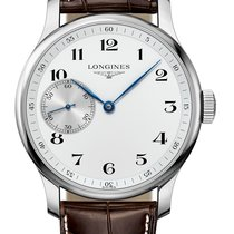 Longines Master Collection Steel 47.5mm Silver United States of America, New York, Airmont
