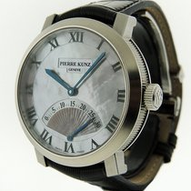 Pierre Kunz Steel 41mm Automatic PKA 011 SR new