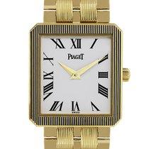 Piaget Protocole M601D 18k  Gold  Dial Mens Watch