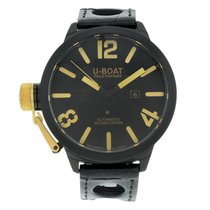 U-Boat Classico Ceramic 53mm Black Arabic numerals United States of America, New York, New York