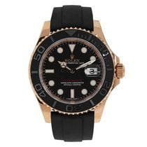 Rolex Yacht-Master 40 pre-owned 40mm Rose gold