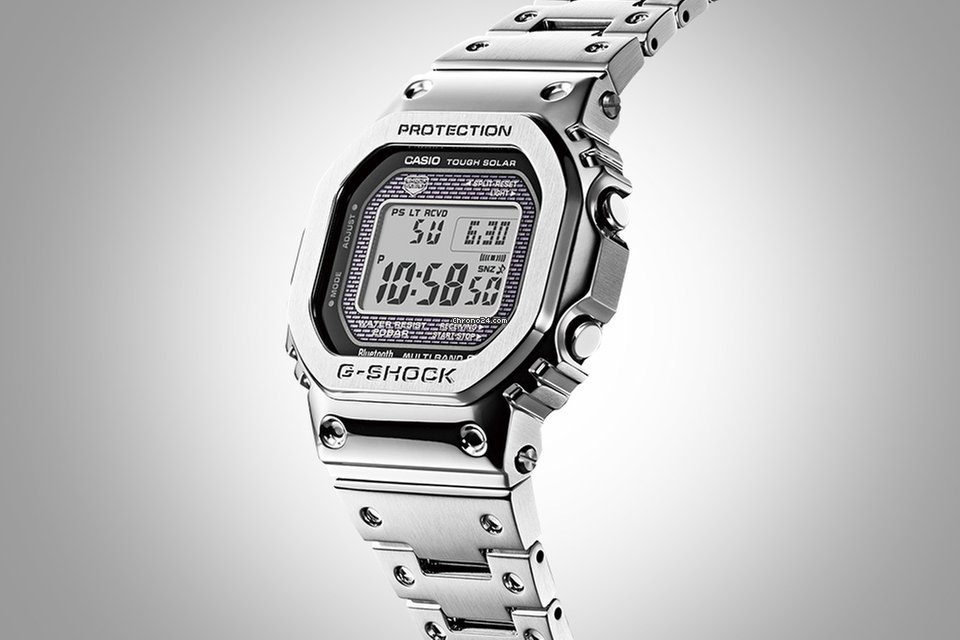 2a2287cdffa Casio G-Shock Full Metal 5000 35th Anniversary - Free Overnight for  990  for sale from a Trusted Seller on Chrono24