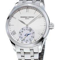 Frederique Constant FC-285S5B6B Сталь Horological Smartwatch 39mm новые