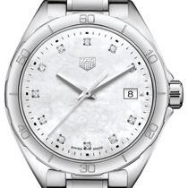 TAG Heuer Formula 1 Lady Steel 35mm Mother of pearl