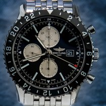 Breitling Chronoliner GMT Chronograph Caliber 24 - Y2431012/BE10