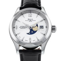 Ball 40mm Automatic pre-owned Engineer II (Submodel) Silver