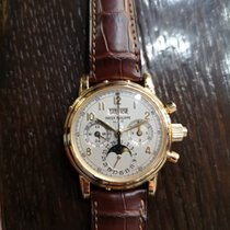 Patek Philippe Perpetual Calendar Chronograph Split Seconds YG...