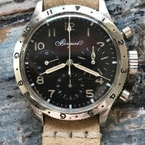 Breguet Type XX - XXI - XXII Steel 38mm Black United States of America, Nevada, Las Vegas