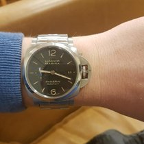 Panerai Luminor Marina 1950 3 Days Automatic Steel 42mm Black Arabic numerals Australia, Vermont South