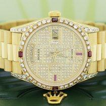 Rolex Day-Date 36 18038 rabljen