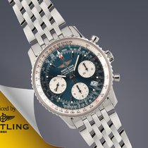 0b41253fced7 Breitling A23322 Steel 2009 Navitimer 41.8mm pre-owned United Kingdom