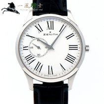 Zenith Elite Ultra Thin Steel 40mm White United States of America, California, Los Angeles
