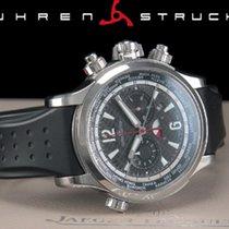 Jaeger-LeCoultre Master Compressor Extreme World Chronograph Acero Negro
