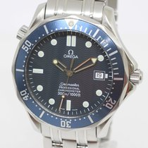 Omega 2531.80 Steel 1998 Seamaster Diver 300 M 41mm pre-owned