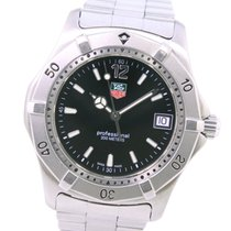 TAG Heuer 2000 Steel 37mm Black
