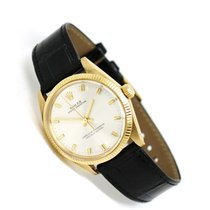 Rolex Oyster Perpetual 34 Yellow gold United Kingdom, Wetherby