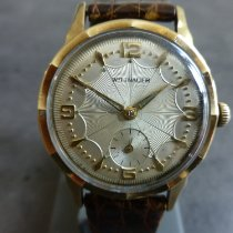 Wittnauer Yellow gold 40mm Manual winding pre-owned