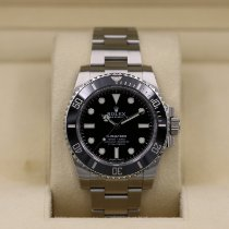 Rolex 114060 Steel 2019 Submariner (No Date) 40mm pre-owned United States of America, Tennesse, Nashville