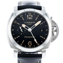 Panerai Luminor 1950 3 Days GMT Automatic PAM 531 2010 pre-owned