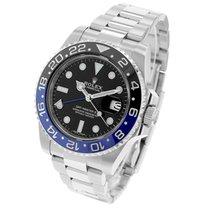 Rolex GMT-Master II 116710BLNR Very good Steel 40mm