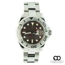 Rolex Yacht-Master 40 Steel 40mm Mother of pearl No numerals United States of America, Michigan, Southfield