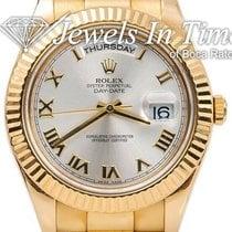 Rolex Day-Date II nieuw 2015 Automatisch Horloge met originele doos en originele papieren 218238