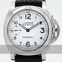 Panerai Luminor Marina Acero 44mm Blanco