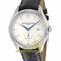 Baume & Mercier Clifton M0A10052 - Baume Et Mercier Small Seconds 41mm new