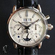 Patek Philippe Perpetual Calendar Chronograph Platine
