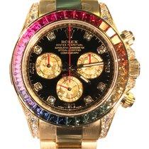 Rolex 116598RBOW Gelbgold Daytona 40mm