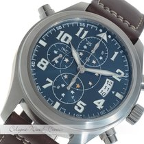 IWC Fliegeruhr Doppelchronograph Le Petit Prince Stahl IW371807