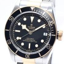Tudor Black Bay S&G Stahl 41mm Schwarz Deutschland, Juwelier Arnold, Colonnaden 26 in Hamburg