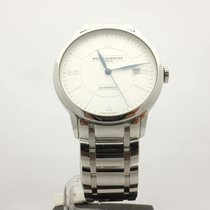 Baume & Mercier Classima Automatic Silver Dial Stainless...